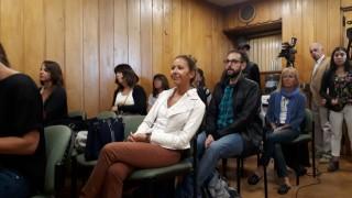 La Defensora del Pueblo de Bariloche presenció el simulacro integral de juicio por jurados