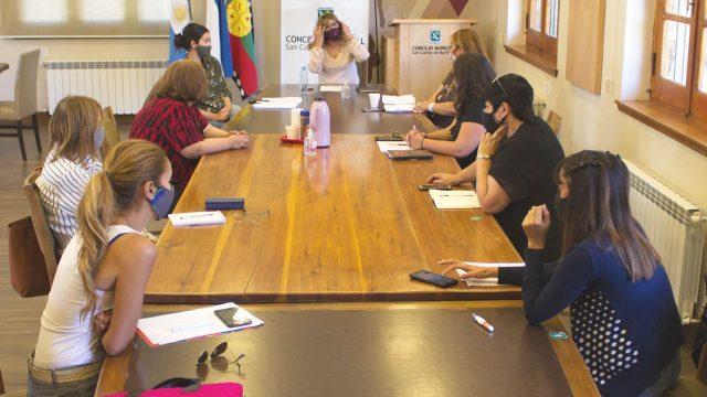 Se llevó a cabo la primera reunión del año de la Mesa 6 de Septiembre