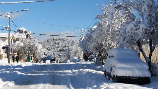 Defensora del Pueblo pide que no se descuente presentismo a trabajadores afectados por la nevada