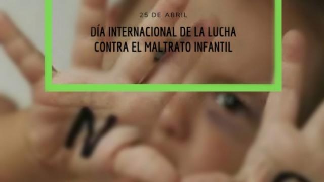 [25 de abril] Día Internacional de la Lucha contra el Maltrato Infantil