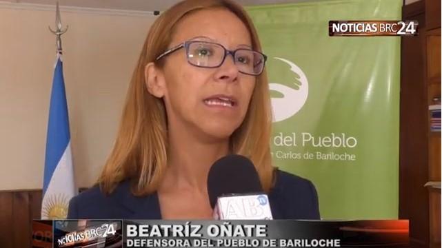 Entrevista realizada por el noticiero Abtv