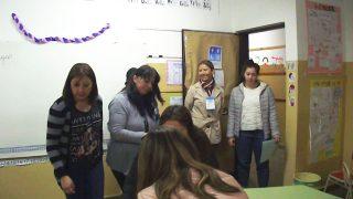 [Observatorio Electoral] La Defensora del Pueblo de Bariloche destacó la conducta de los electores, fiscales y las autoridades de mesa en pos  de la consolidación de la participación ciudadana