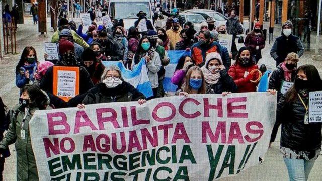 La Defensoría del Pueblo de Bariloche solicita que se declare la emergencia turística