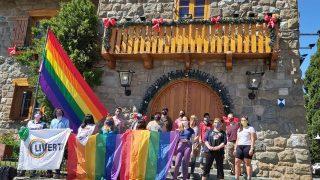 La Defensoría del Pueblo de Bariloche participa de las actividades de la Semana de Diversidad Sexual
