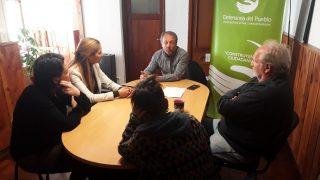 Reunión con referente de ANSES para hacer consultas sobre gestiones vinculadas a temáticas previsionales