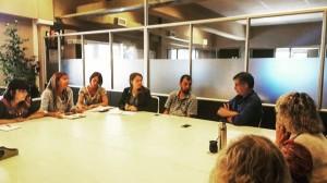 El Comité Municipal contra la Tortura se reunió con el Procurador General de Río Negro, Jorge Crespo