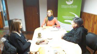 La Defensoría del Pueblo de Bariloche y el área de Género y Diversidad del Municipio acordaron acciones colaborativas