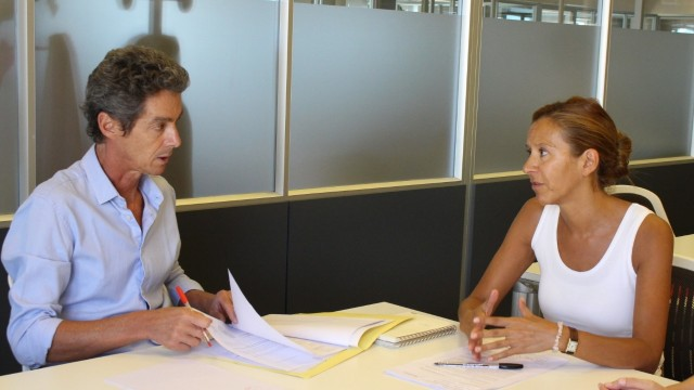 Fiscal Jefe mantuvo una reunión con la Defensora del Pueblo de Bariloche
