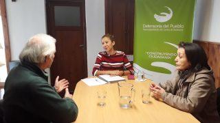 Se llevó a cabo encuentro con referentes del Centro de Jubilados y Pensionados de Bariloche