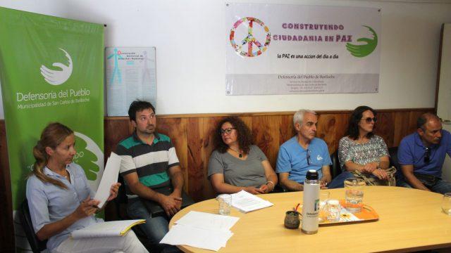 La Defensoría del Pueblo de Bariloche llevó adelante gestiones para buscar una solución ante la problemática del agua en los Barrios del Este