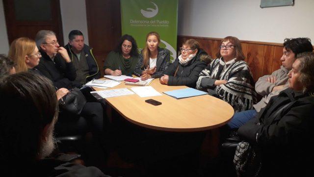 Se realizó Mesa de Trabajo por irregularidades en el suministro de energía eléctrica de los Barrios San Francisco II y III