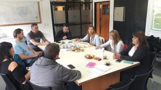 Diversos organismos se reunieron para darle tratamiento a temáticas relacionadas con Saneamiento, Planificación, y Previsibilidad Urbana