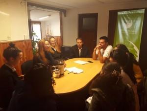 Mesa de Trabajo en la Defensoría del Pueblo de Bariloche