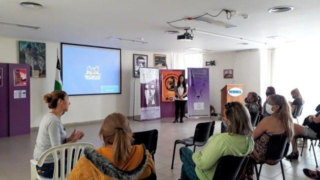 Participación de la Defensoría del Pueblo de Bariloche en capacitación sobre herramientas útiles para erradicar la violencia de Género