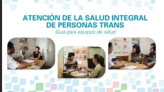 El acceso a la salud pública integral de personas trans