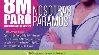 8M: Paro Internacional de Mujeres