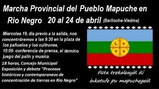 El nuevo Código de Tierras Fiscales debe debatirse con las comunidades mapuches